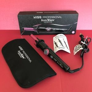 KISS Professional Insta Wave Automatic Curler~3/4""